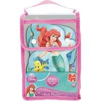 Disney Princess Ariel Bath Puzzles