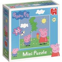 Peppa Pig 20-Piece Mini Jigsaw puzzle