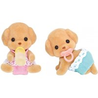 Sylvanian Families Toy Poodle Twins - Sylvanian Families Gifts