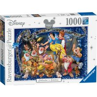 Ravensburger Snow White Collector Edition 1000 Piece Puzzle - Snow White Gifts