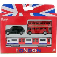 Hamleys London Trio Pack