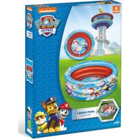 PAW Patrol 3 Ring 100cm Pool