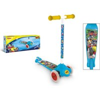 Disney Mickey Mouse Racers Twist & Roll Scooter