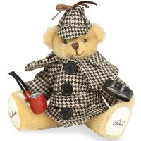 Hansa Toys 14cm Jointed Mohair Sherlock Holmes Soft Toy - Sherlock Holmes Gifts