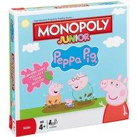 Monopoly Junior Peppa Pig Edition
