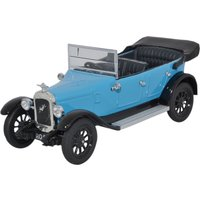Austin Heavy Twelve Kingfisher Blue Diecast Car