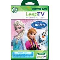 LeapFrog LeapTV Disney Frozen Software