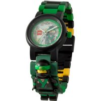 LEGO Ninjago Movie Lloyd Minifigure Link Watch