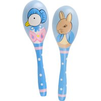 Peter Rabbit & Jemima Puddle-Duck Maracas