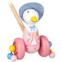 Peter Rabbit Jemima Puddle-Duck Push Along