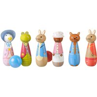 Peter Rabbit Skittles Game