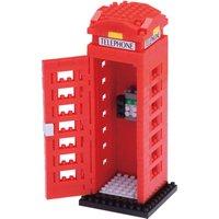 Nanoblock Red Telephone Box