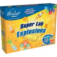 Hamleys Explosive Science Super Kit - Science Gifts