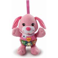 VTech Little Singing Puppy Pink