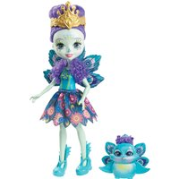 Enchantimals Patter Peacock Doll - Peacock Gifts