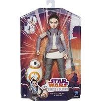 Star Wars Rey Of Jakku & BB8 Adventure Set