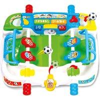 Clementoni Interactive Football Table & Activity Centre