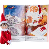 Elf On The Shelf Girl With Blue Eyes - Girl Gifts