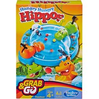 Hungry Hungry Hippos Grab & Go Game - Game Gifts