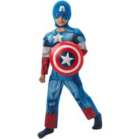 Marvel Avengers Medium Captain America Costume