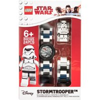 LEGO Star Wars Stormtrooper Figure Link Buildable Watch