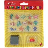 Hamleys Crystal Seaside Stamp Set