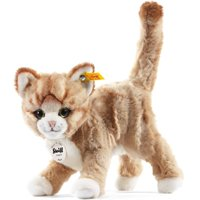 Steiff 25cm Blonde Mizzy Cat Soft Toy