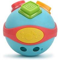 Fun 2 Learn Electronic Shape Sorting Ball - Fun Gifts