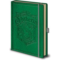 Harry Potter Slytherine Crest A5 Notebook