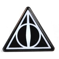 Harry Potter Deathly Hallows Enamel Badge