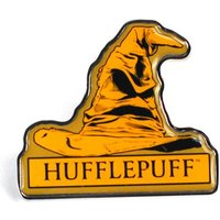 Harry Potter Hufflepuff Sorting Hat Enamel Badge