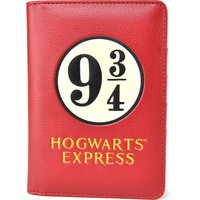 Harry Potter Platform 9 3/4 Passport Holder