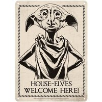 Harry Potter Dobby Small Tin Sign