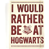 Harry Potter Hogwarts A5 Slogan Notebook