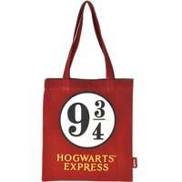 Harry Potter Platform 9 3/4 Tote Shopper Bag