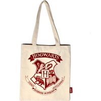 Harry Potter Hogwarts Crest Tote Shopper Bag