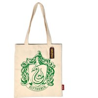 Harry Potter Slytherin Crest Tote Shopper Bag