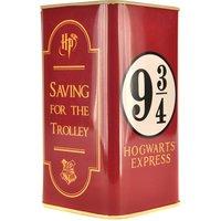 Harry Potter Platform 9 3/4 Tall Money Box - Money Box Gifts