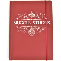 Harry Potter Muggles Studies A5 Notebook