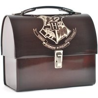 Harry Potter Hogwarts Crest Domed Tin Carry Case