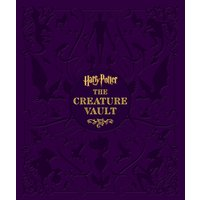 Harry Potter The Creature Vault Book