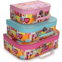 Luvley Nesting Carry Cases