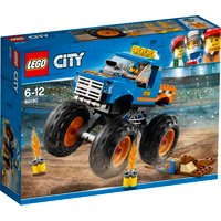 LEGO City Monster Truck 60180 - Monster Truck Gifts