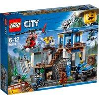 LEGO City Mountain Police Headquarters 60174