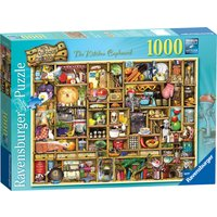 Ravensburger The Curious Kitchen Cupboard 1000 Piece Puzzle