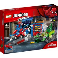 LEGO Juniors Spider-Man v Scorpion Street Showdown 10754