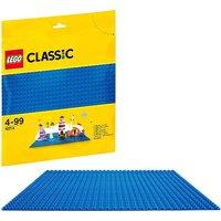 LEGO Classics Blue Baseplate 10714