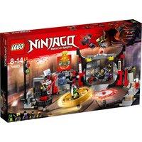 LEGO Ninjago SOG Headquarters 70640