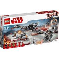 LEGO Star Wars Defense of Crait 75202