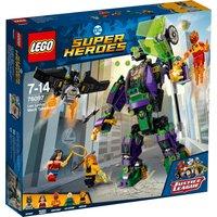 LEGO DC Lex Luthor Mech Takedown 76097